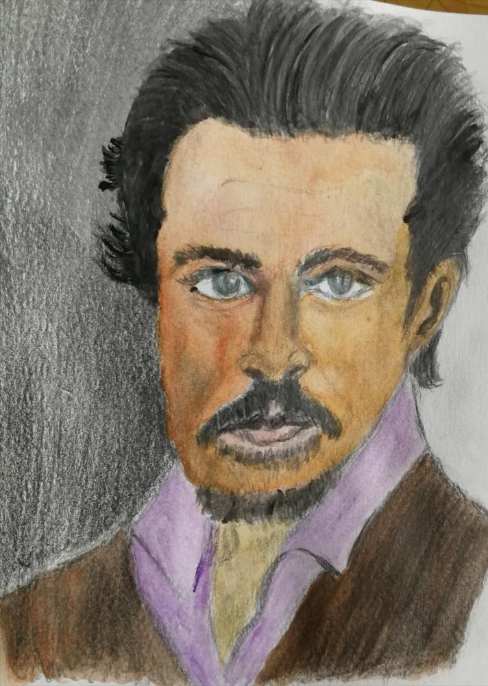 Johnny Depp by vinodnair